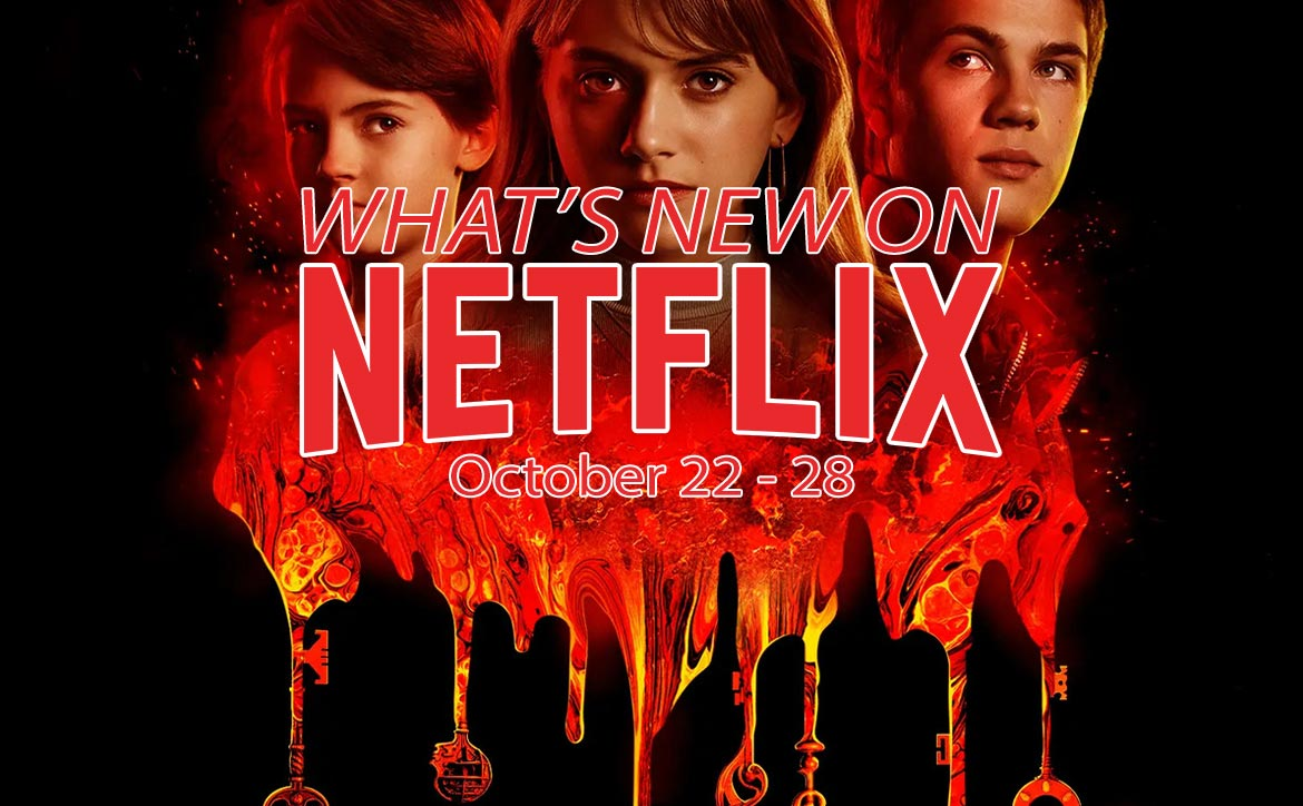 What's new on Netflix October 22-28