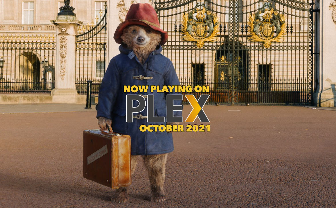 Now Playing on Plex October 2021