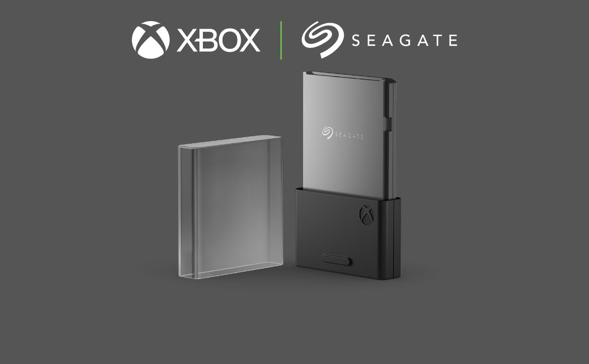 Seagate Storage Expansion Card for Xbox Series X|S