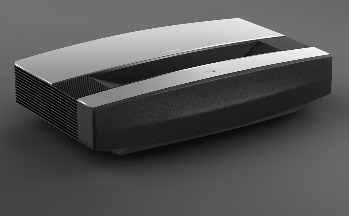 The XGIMI Aura 4K UST Laser Projector