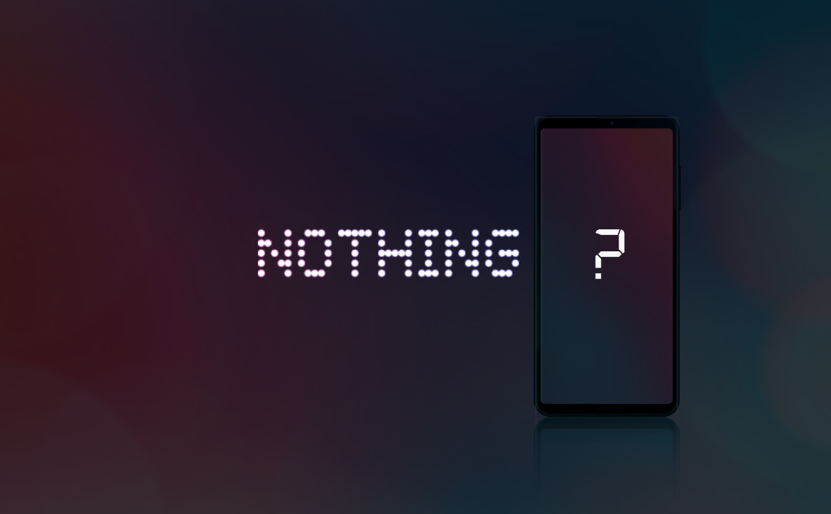 nothing smartphone