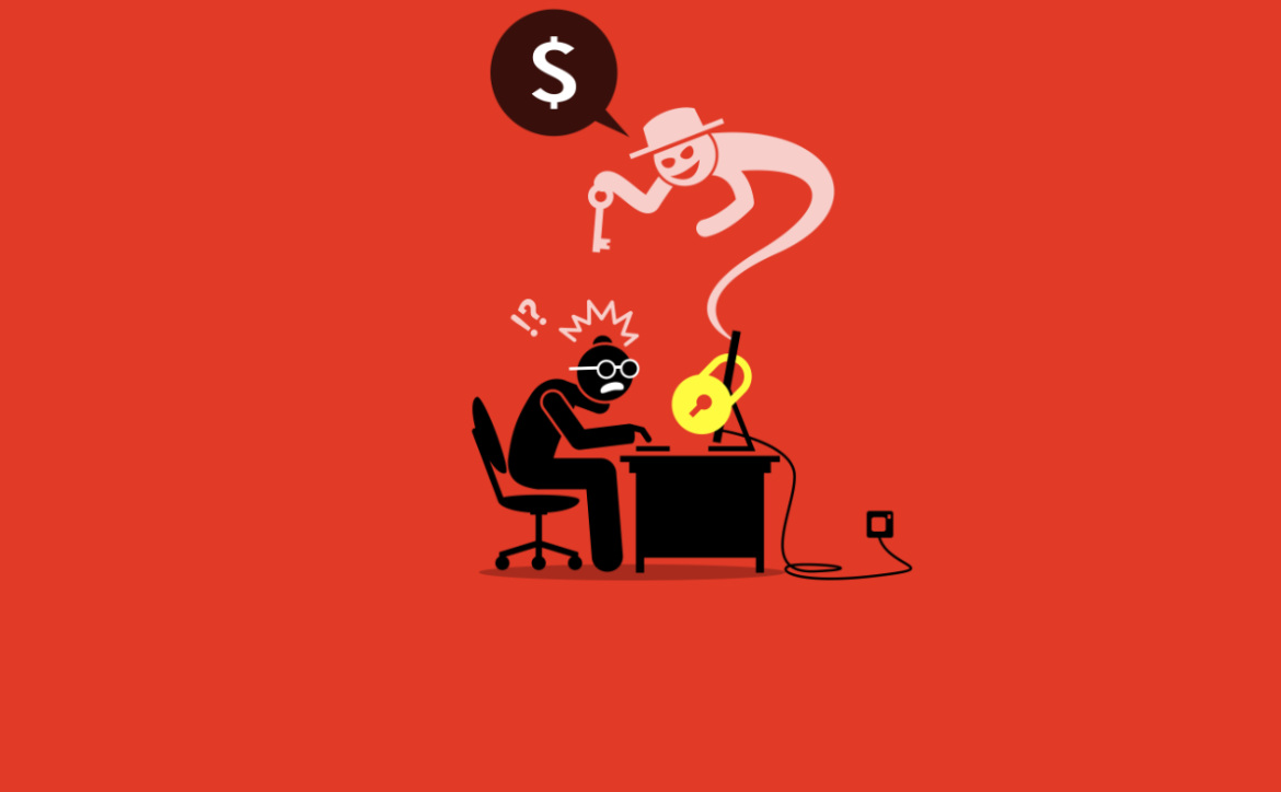 ransomware attacks moneybags