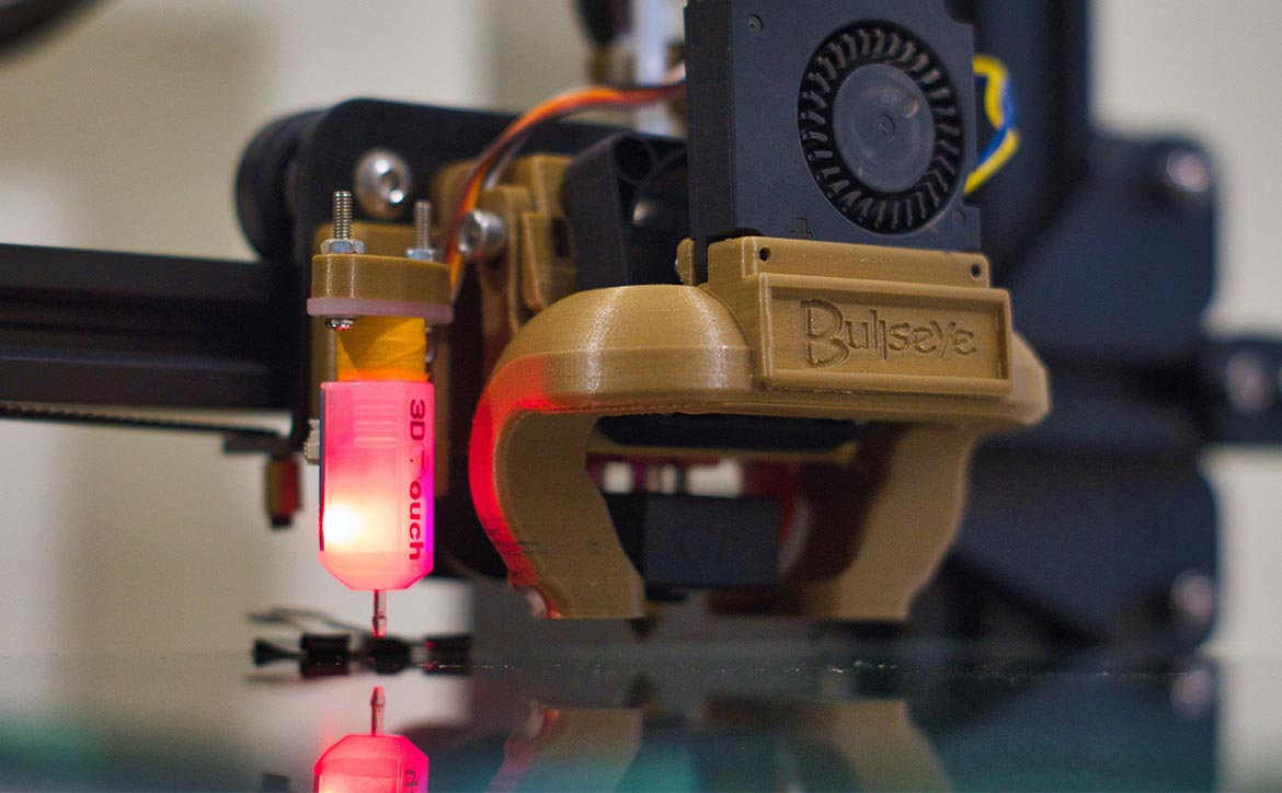 Technology trends include 3D printing