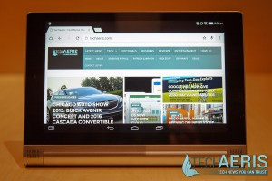 Lenovo-8-Android-YOGA-Tablet-2-Review-Stand-Mode