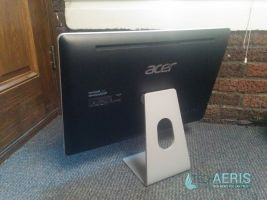 Acer Aspire AZ3-710 Review Back