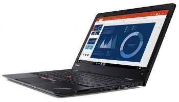 Lenovo-ThinkPad-13-Black-Open-Right