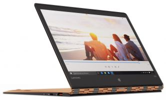 Lenovo-YOGA-900S-in-Gold_Watching-a-Video-in-Stand-Mode