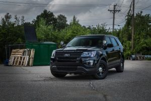 Ford Police SUV