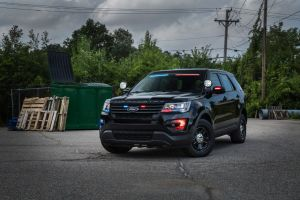 Ford Police SUV 1