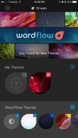 Word Flow Keyboard 1
