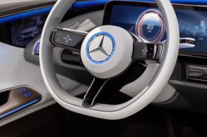 Mercedes electric SUV