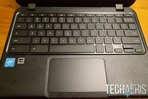 Lenovo N22 Touch Chromebook review: Built tough for education, but