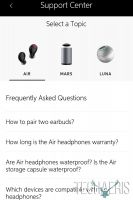 Air by crazybaby wireless headphones