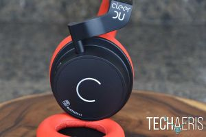Cleer DU wireless headphones