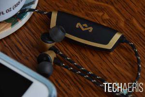 Marley Uplift 2 wireless earphones