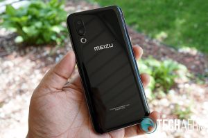 Meizu 16s flagship phone