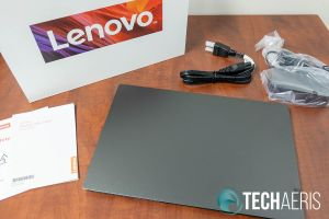 Lenovo IdeaPad 730S what's in the box