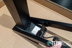 Autonomous SmartDesk 2 Home Office frame assembly