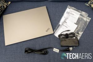 What's included with the Lenovo ThinkPad L390