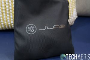JLab Play Gaming Earbuds Carrying Pouch