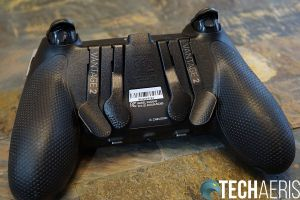 SCUF Vantage 2 Bottom with Paddles