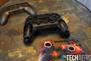 SCUF vantage 2 swappable faceplate