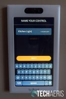 Naming your Brilliant Home Control