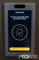 Adding an ecobee smart thermostat to the Brilliant Home Control complete