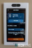 Adding a Ring Video Doorbell to the Brilliant Home Control